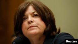 Джулия Пирсон, бывший директор Секретной службы США.