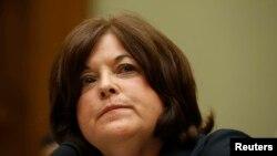 Julia Pierson, shefe e Shërbimit Sekret amerikan.