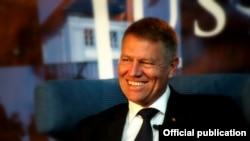 Новообраний президент Румунії Клаус Йоханніс