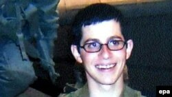Captured Israeli Army Corporal Gilad Shalit