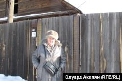 Жительница Бурятии Галина Савельева