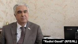Саидджафар Усмонзода