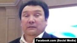 Бактыбек Ыбыкеев.