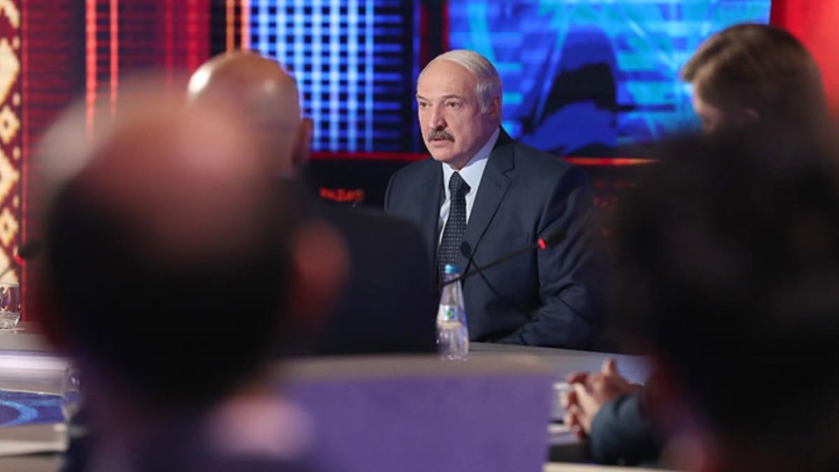 Beleaguered Belarus leader shuffles aides to tighten control