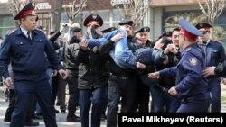 Затримання в Алмати. 22 березня 2019 року