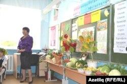 Татар җанлы башлангыч сыйныф укытучысы Әнисә Алеева