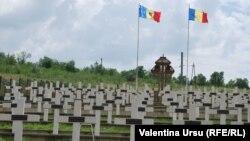 Cimitirul Militar Memorial de la Țiganca