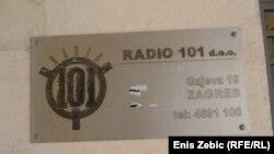 Sjedište Radija 101