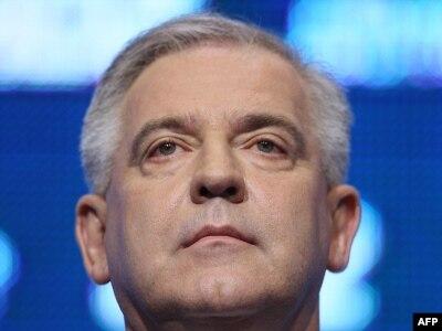 Nekadašnji premijer Hrvatske Ivo Sanader