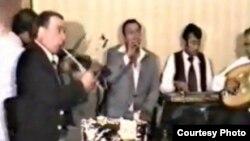 فلفل كرجي والفرقة الموسيقية