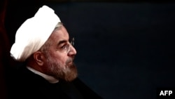 Iranian President Hassan Rohani says the Foreign Ministry will lead nuclear talks. (file photo)