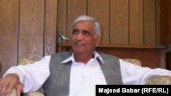 د خیبر پښتونخوا سنیېر صوبايي وزیر بشیر احمد بلور