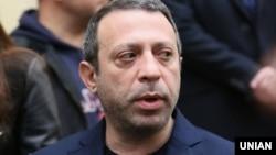 УКРОП партиясының жетекшісі Геннадий Корбан.