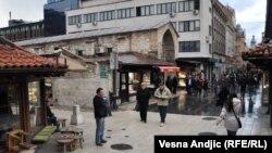 Sarajevo, foto iz arhive