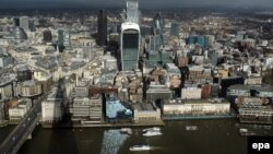 Для Лондона показатель уровня экономического развития более чем втрое превышает среднеевропейский