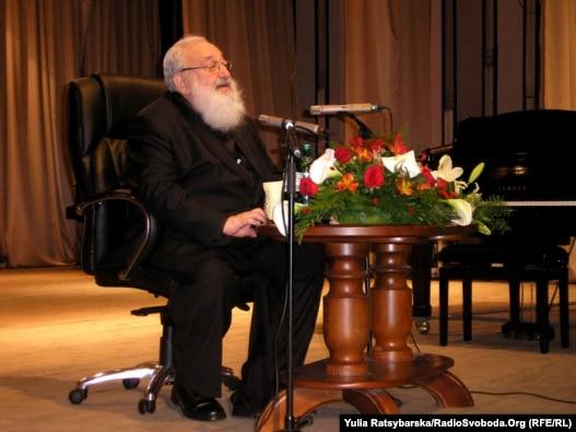 Патриарх Любомир Гузар в Днепропетровске