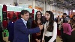 Türkmenler Moskwada Nowruz baýramyny belledi