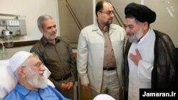 دیدار محتشمیپور با علی خامنهای، شهریور ۱۳۹۳