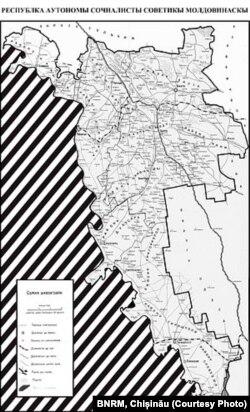 Harta RASSM