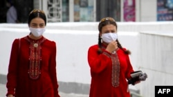"Turkmen authorities have ordered people to stay home during one of the most important Islamic holidays ""to avoid the dangerous effects of dust."""