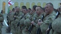 ავღანეთიდან დაბრუნდნენ ქართველი სამხედროები