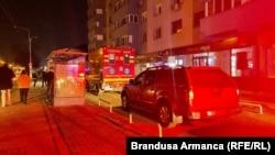 Oamenii evacuați din Timișoara au fost consultați de medici
