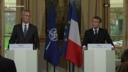 Макрон: НАТО треба да ги подобри врските со Русија