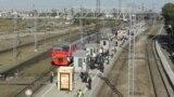 Как живут мигранты из Узбекистана в лагерях на российской границе