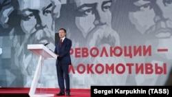 Vladimir Medinski, la un forum al istoricilor din Rusia, octombrie 2020