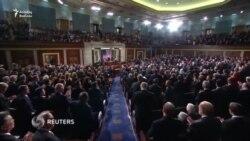 ABŞ prezidenti Donald Trump-ın illik çıxışı
