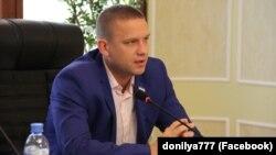 Илья Донченко, депутат российского парламента Крыма