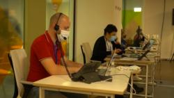 Voluntari în ajutorul Direcției de Sănătate Publică din București