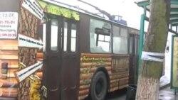 Donetskin mərkəzinə düşən mərmi 6 nəfərin həyatına son qoydu