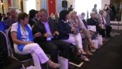 Kadırov: Qırım eyyeti Kongressni qanuniyleştirdi (video)