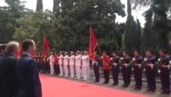 Tirana: Vučić u istorijskoj poseti