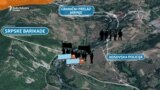 Border crossing blockades at Kosovo
