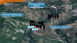 Ponovo barikade na sjeveru Kosova