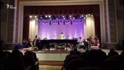 Концерт в Абхазской филармонии