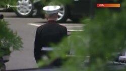 ԱՄՆ նախագահը «շատ լավ» է գնահատում Ռուսաստանի ԱԳ նախարարի հետ հանդիպումը