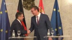 Gabrijel u Beogradu: 'Brinemo zbog regiona'