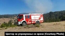 Противпожарно возило