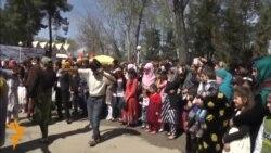 Наврӯзи нобиноён дар Душанбе