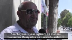 Azərbaycan Rusiyadan nə dərəcədə asılıdır?