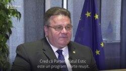 Linas Linkevicius: Statele Parteneriatului Estic deja au această perspectivă europeană