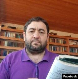 "Бисавалиев Магомед , ""Дагестан"" журналан коьрта редактор"