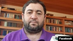 "Магомед Бисавалиев, главный редактор журнала ""Дагестан"""