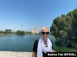 Sabina pe podul lui Hadrian