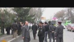 Kyrgyz Rally In Bishkek