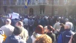 «Світ у відео»: Боснія і Герцеговина: протести проти корупції й бездіяльності влади тривають