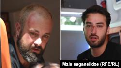 Дато Коридзе ва Торнике Мандария